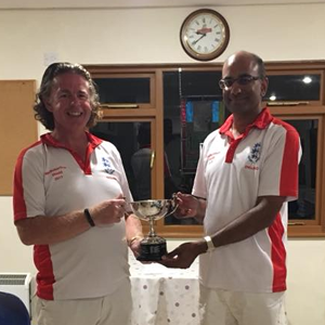 Picture: Alison Jones - David Maugham wins Championship of Surrey 2018