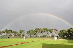 Picture: David Thirtle-Watts - Report on CA GC All England Handicap Singles